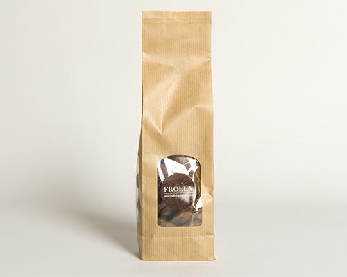 Biscotto Cacao e Menta