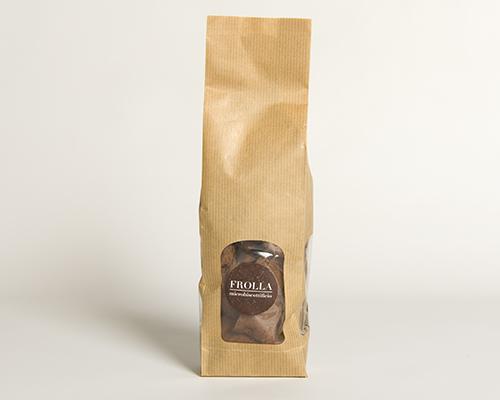 Biscotto cioccolato e pere