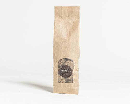 Biscotto caffè e nocciola